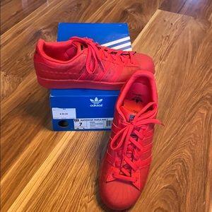 Adidas Triple Red
